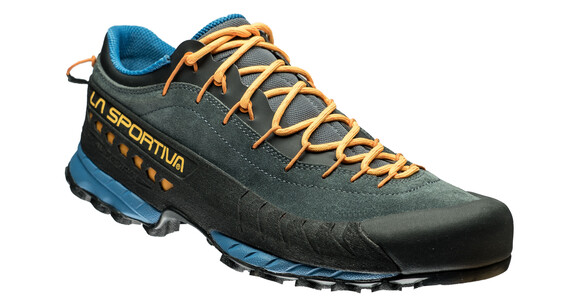 La Sportiva TX4 Approach Shoes Unisex blue/papaya